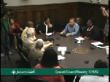 Special Council Meeting 8/31/12, Part 3