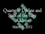 Quarterly Town Hall Meeting/State of the City Address