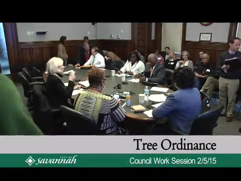 City Council Work Session 2/5/15