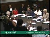City Council Work Session 7/25/13