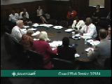 City Council Work Session 8/21/14
