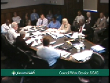 City Council Work Session 9/5/13