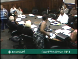City Council Work Session 9/4/14