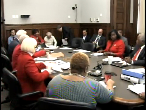 City Council Work Session 12/10/15