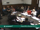Council Work Session 2/21/13